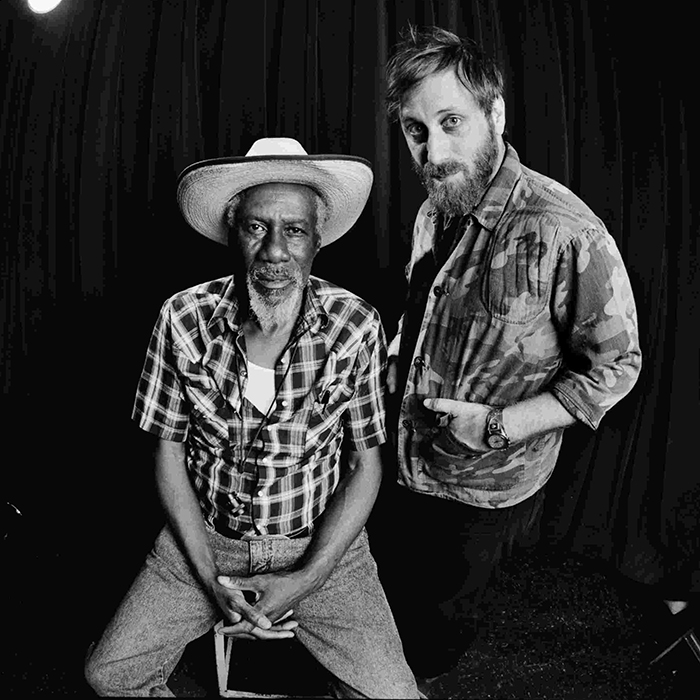 Blues Old and New: the Black Keys, Robert Finley & Luke Winslow-King