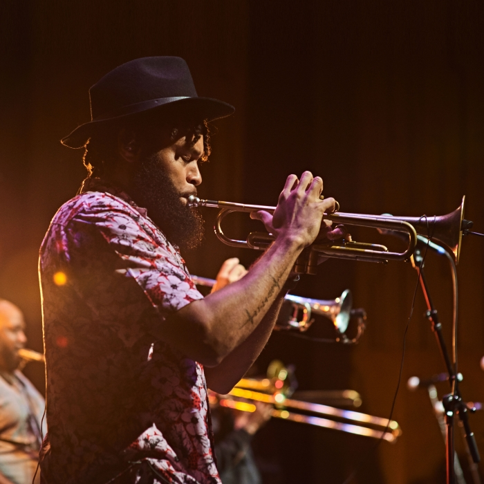 American Routes Live: New Years 2018 with the Soul Rebels, Lost Bayou Ramblers & More
