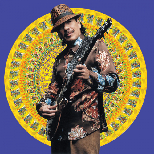 Santana Speaks: with Celia Cruz, Tito Puente, and Los Lobos