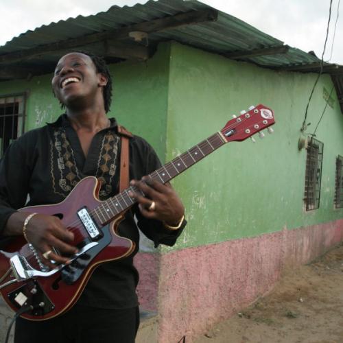 Caribbean Cruise & South Louisiana Sojourn: Garifuna Guitarist Aurelio & Creole Accordionist Cedric Watson