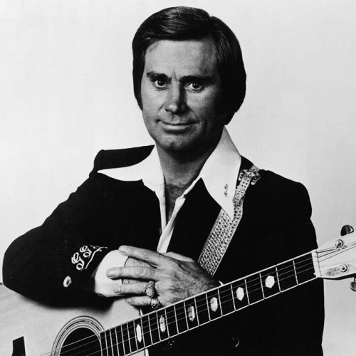 Country-Soul Crossover: George Jones and Sam Moore