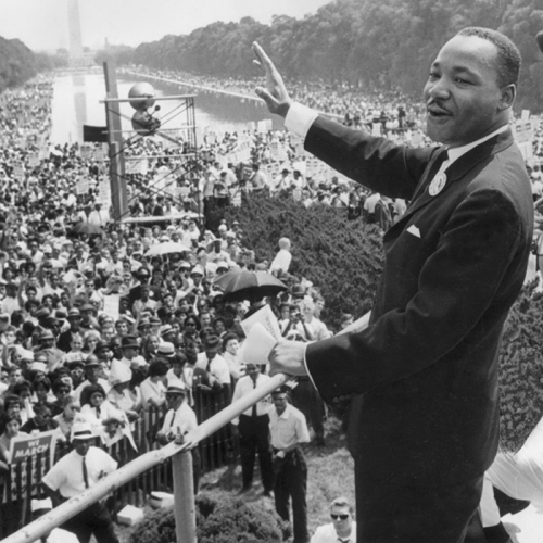 Words and Music in the Spirit of Martin Luther King Jr.