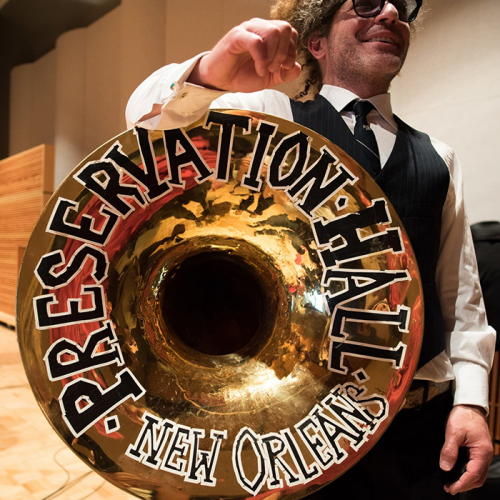 Preservation Hall Perseveres & Guitarist Albert Lee