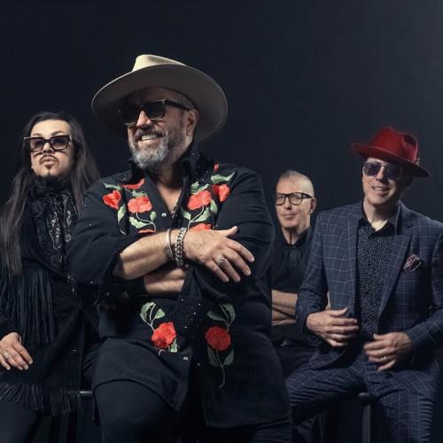 Country, Cuban and Cajun: Raul Malo & The Mavericks; The Pine Leaf Boys (live)