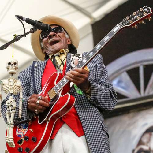 Blues--The Universal Solvent & Little Freddie King Live